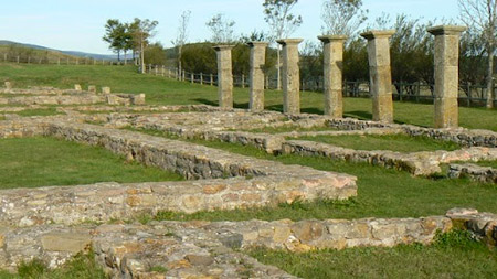 Julióbriga Domus Romana