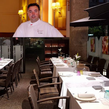 Restaurante Plaza en Laredo