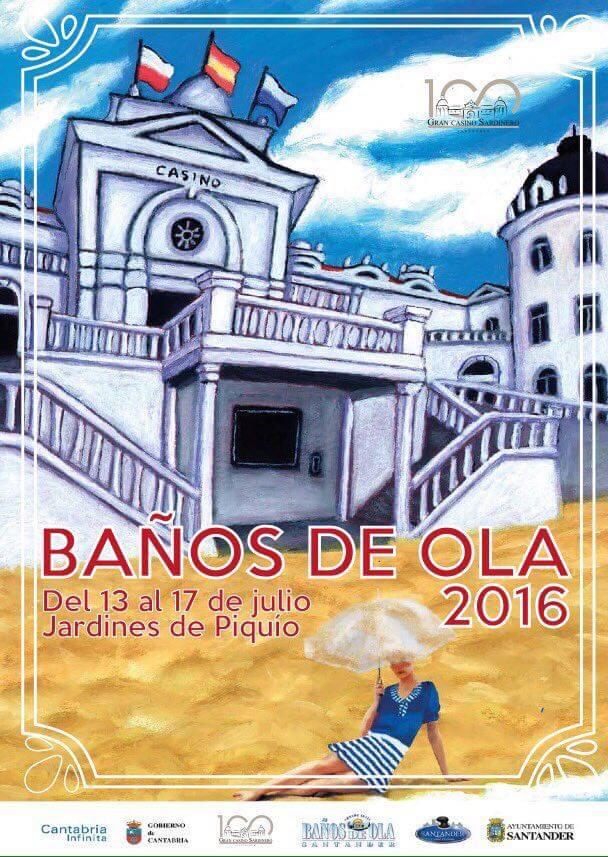 Banos De Epoca.Fiesta Banos De Ola Turismo Cantabria