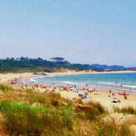Playas de Somo y Loredo