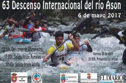 Descenso Internacional del río Asón
