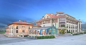 Hotel Spa Villa Pasiega - Hoznayo