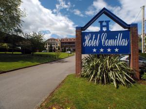 ★★★★ Hotel Comillas, Comillas, España