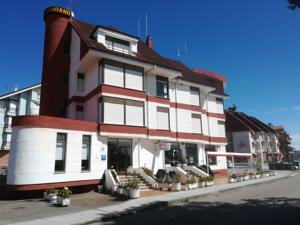Hotel Candano – Isla