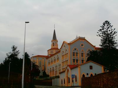 La Abadía de Santa María de Viaceli
