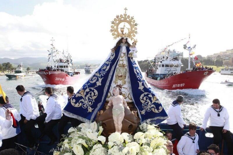 Fiesta de la Folia en San Vicente de la Barquera