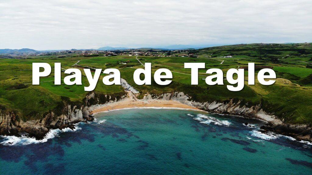 Playa de Tagle Suances