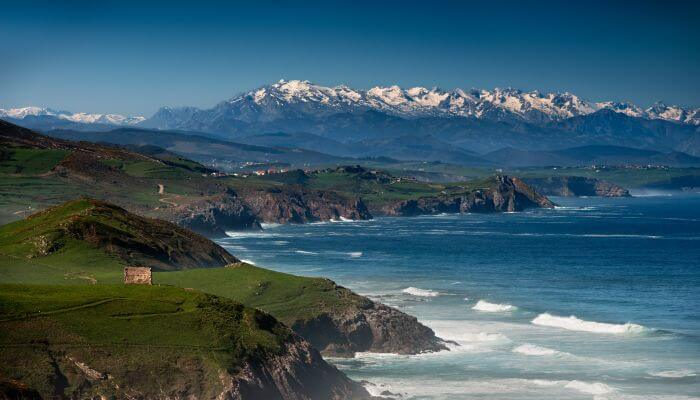 Las Playas en Cantabria