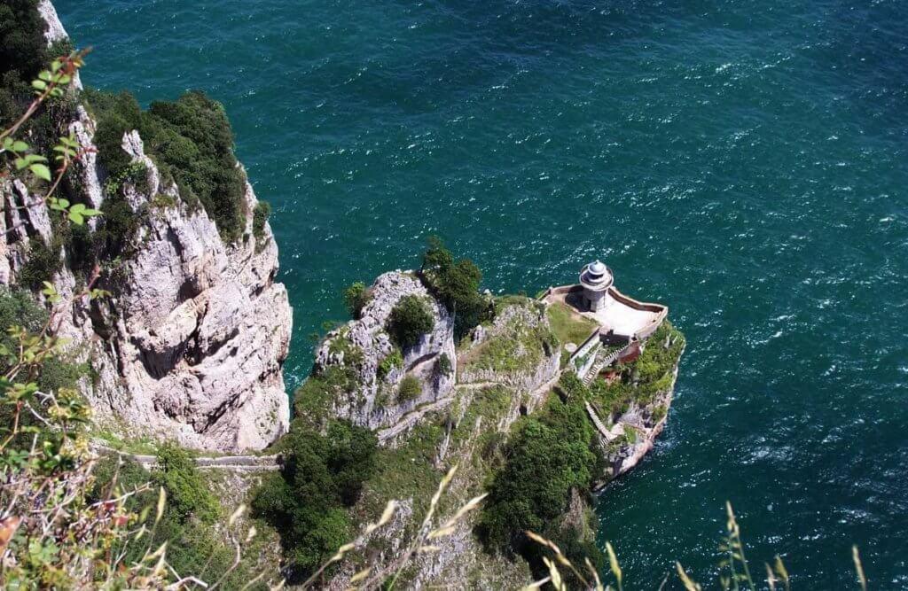 Faro del Caballo Santoña