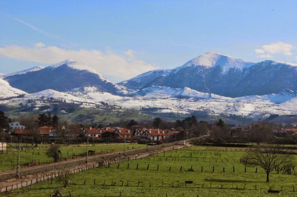 Pico Jano con Nieve