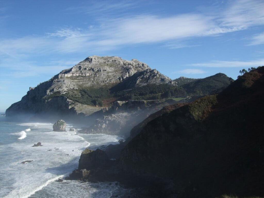 Playa de Liendo San Julián